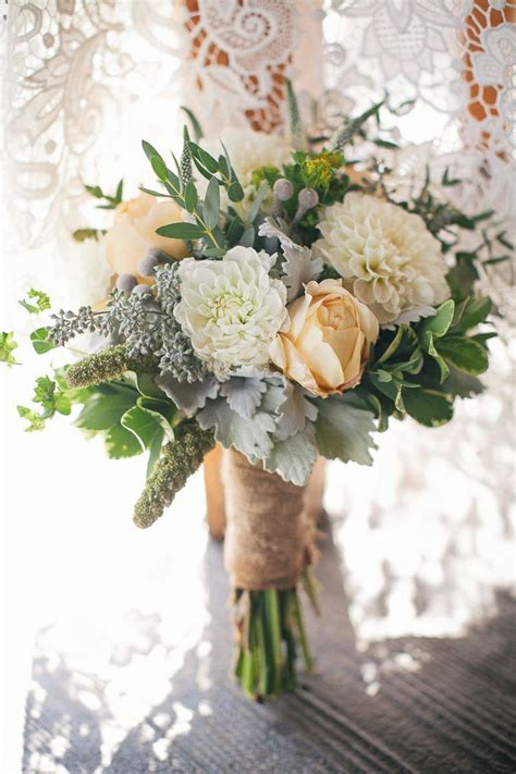 neutral wedding flowers ideas  pinterest