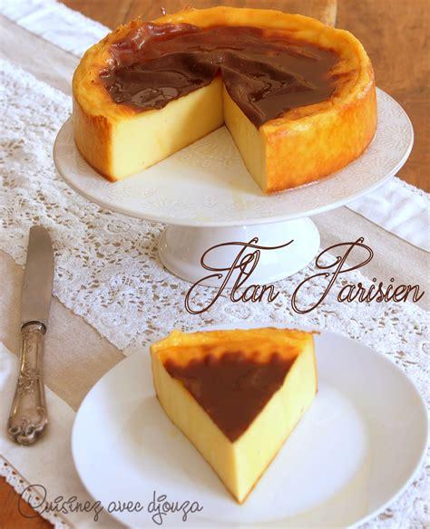 flan parisien ou flan p 226 tissier sans p 226 te de christophe michalak g 226 teaux et desserts