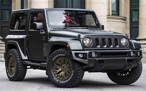 Jeep 2020 Price by Jeep The New 2019 2020 Jeep Wrangler Redesign Price And