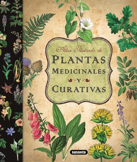 plantas medicinales  curativa atlas ilustrado vvaa