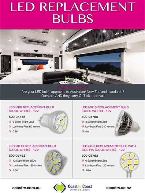 led replacement bulbs brochure bulb side g4 cool brochures