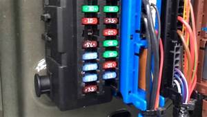 2008 Saab 9-3 Fuse Box Location