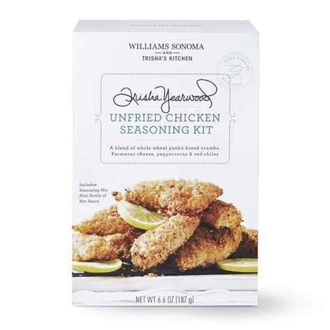 chicken trisha yearwood williams unfried kit sonoma