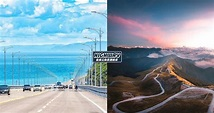 【全台】台灣最美公路出爐!一邊是高山一處是大海,在旅程途中就能欣賞台灣美景,這5條公路實在太療癒 ...