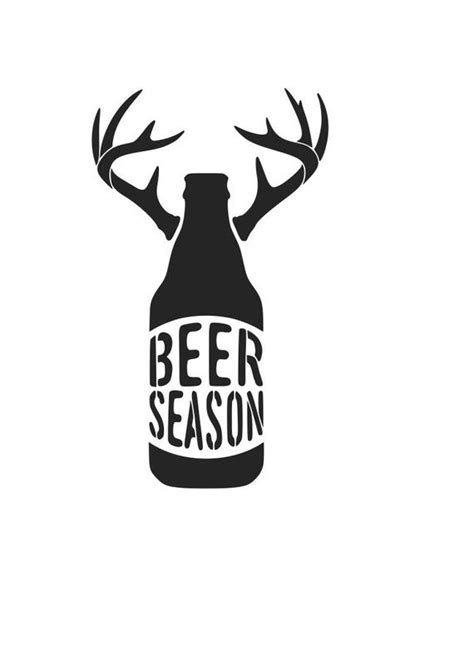 Free svg files to download and create your own diy projects using your cricut explore, silhouette cameo and more. Beer Season svg download for Cricut   Etsy