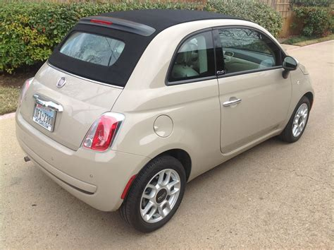 2012 Fiat 500 Accessories by 2012 Fiat 500c Mocha Latte The Italians Fiat