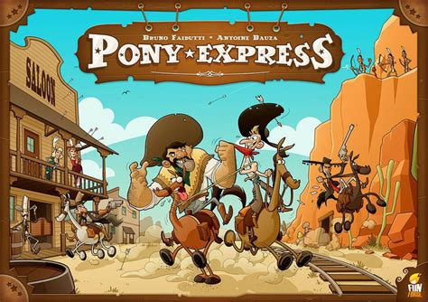 pony express pony express board boardgamegeek