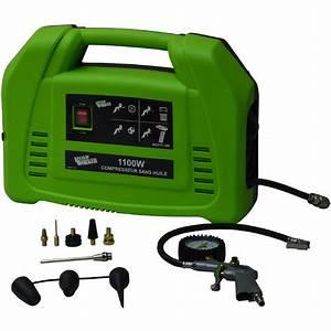 Compresseur 100 Litres Brico Depot : compresseur portatif 1100w 8bars ~ Dailycaller-alerts.com Idées de Décoration