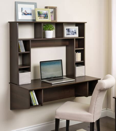 Computer Desks For Small Spaces Canada by Sonoma Floating Wall Mount Desk