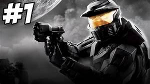 Halo Combat Evolved Anniversary Walkthrough Pillar Of