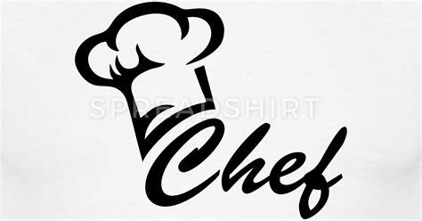 logo de cuisine t shirt chapeau de chef cadeau anniversaire cuisine