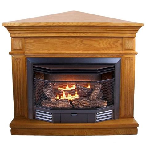 Lovely Unvented Gas Fireplace #2 Ventless Gas Corner