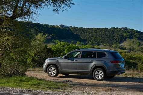 2018 Volkswagen Atlas Reviews And Rating