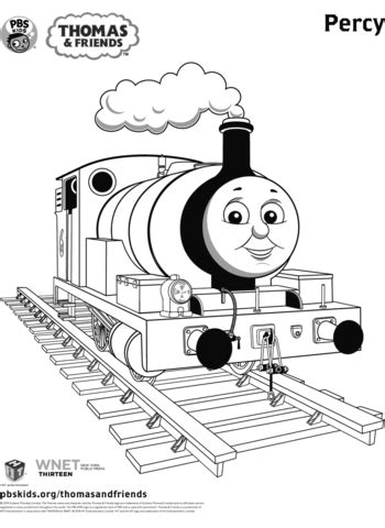 percy  thomas friends coloring page  printable coloring pages