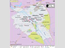 Bamberg Map, City Map of Bamberg, Germany