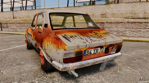 Renault 12 Toros V2.0 Rusty Para Gta 4
