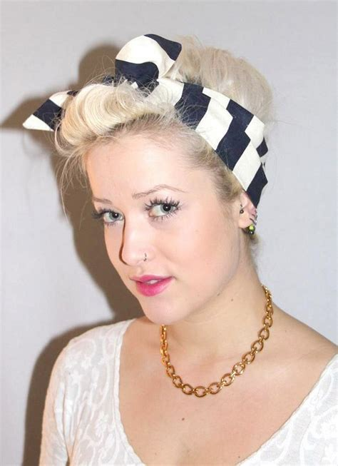 50s Easy Hairstyles by 31 Simple And Easy 50s Hairstyles With Tutorials