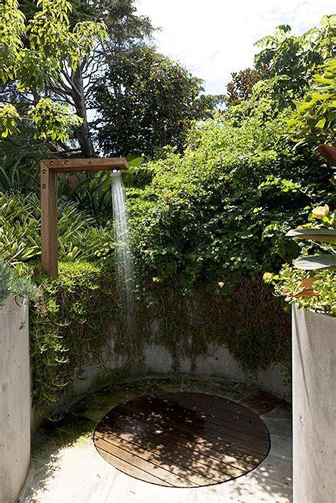 wonderful outdoor shower  bathroom design ideas