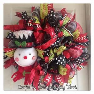Cross Wreath Spring Wreath Summer from CreatedByTerri