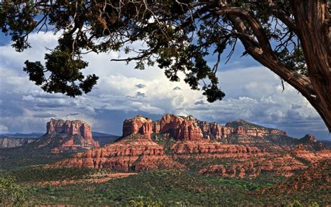 sedona arizona cathedral rock red rock state park united