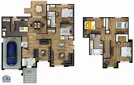 HD wallpapers plan de maison plain pied bonneville wallpaper-android ...
