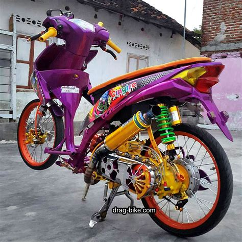 Beat Modif by 50 Foto Gambar Modifikasi Beat Kontes Racing Jari