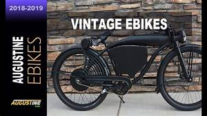 Remarkable Vintage Electric Bikes  Old Is The New  New