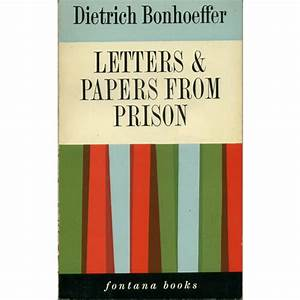 letters and papers from prison by dietrich bonhoeffer gbp359 With bonhoeffer letters and papers from prison