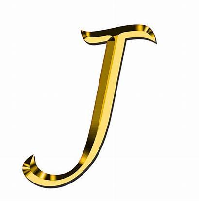 Letter Letters Alphabet Abc Transparent Golden Font