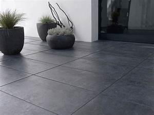 Les 25 meilleures idees de la categorie carrelage terrasse for Decoration pour jardin exterieur 5 cuisine quartz noir