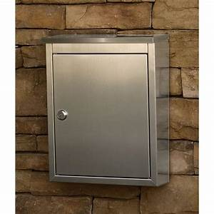 Wall Mount Residential Mailboxes — The Decoras Jchansdesigns