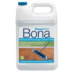 bona 128 oz powerplus deep clean hardwood floor cleaner