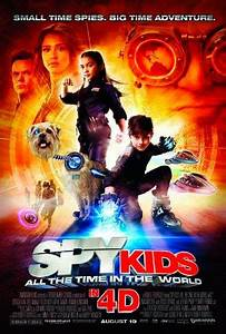 Spy Kids: All the Time in the World | More Movie Details
