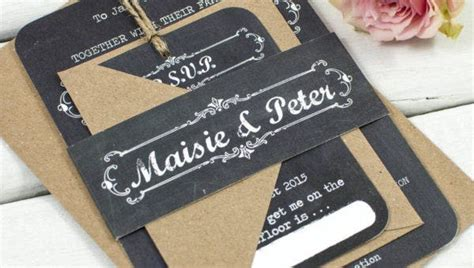 26+ Chalkboard Wedding Invitation Templates Free Sample