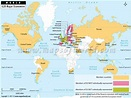 G20 Countries - Map & Info
