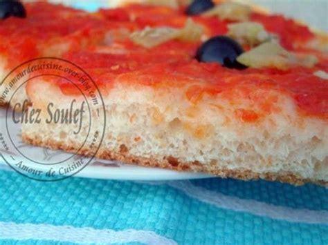 recettes de pizza et ap 233 ritif 5