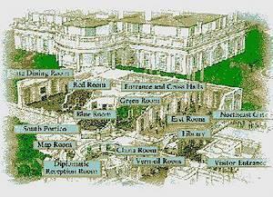 Weißes Haus Grundriss :  ~ Lizthompson.info Haus und Dekorationen