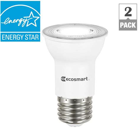 ecosmart 35w equivalent bright white par16 dimmable led