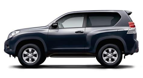 toyota 2 door suv toyota welcomes compact three door land cruiser suv back