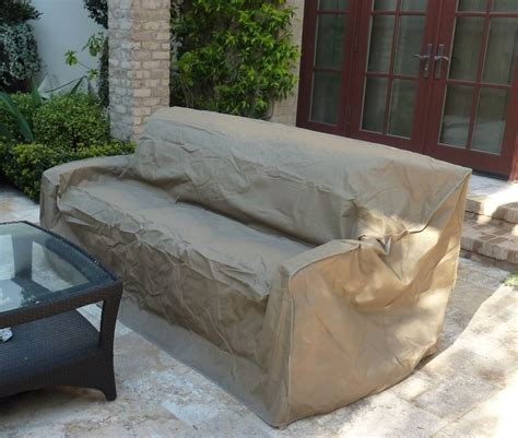 outdoor sofa covers how to make a cover for curved patio