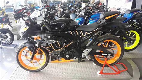 Modification Suzuki Gsx R150 gallery modification suzuki gsx150r modification