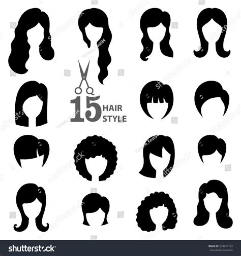 HD wallpapers hairstyle clipart free