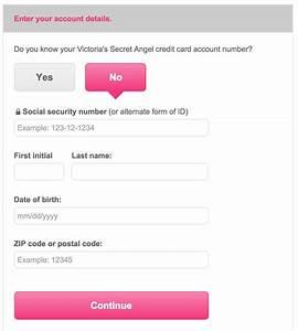 Victoria's Secret Credit Card Login   Make a Payment