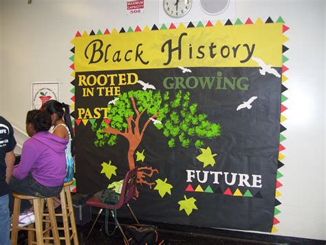 black history month ideas education history bulletin 419   3db2830f8def4c78dbf74558db065bed