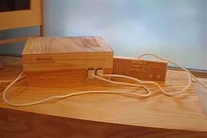 Handmade Wooden Nintendo Nes