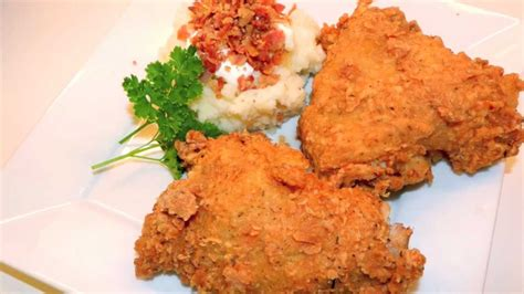 kentucky fried chicken recipe kentucky fried chicken recipe 11 herbs and spices youtube