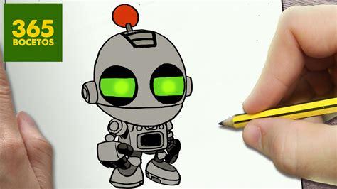Dibujar 365 Bocetos Robots Mungfali