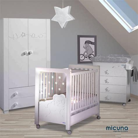 chambre complete de bébé chambre bb contemporaine dcoration comtemporaine pour