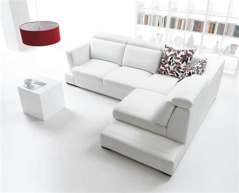 modern living room furniture white decosee