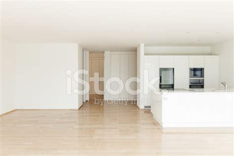 modern contemporary kitchen beautiful empty apartment modern kitchen stock photos 4190